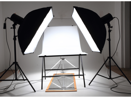 Necessary Equipments For Product Photography