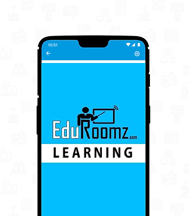 bannr of our learning app