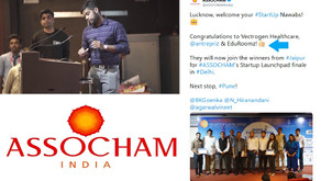 Winners - ASSOCHAM Startup Elevator Pitch - Lucknow