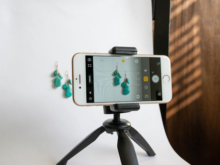 How to Use your Smartphone For Product Photography