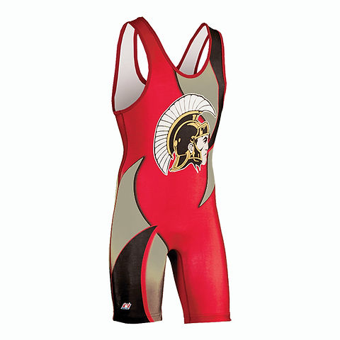 Custom Team Wrestling Singlets - Team Wresling Uniforms