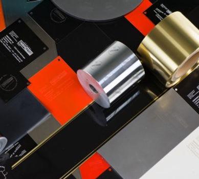 Clichés de tampographie Tampoprint polymère acier laser ceramique