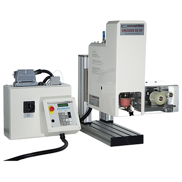 Machine de tampographie Tampoprint Encoder intégrable complet