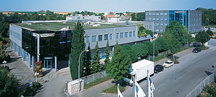 Usine princpale Tamporint