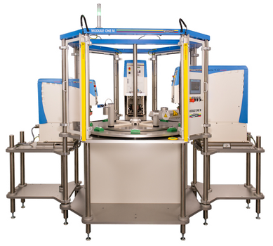 Machine de tampographie automatique Tampoprint Module One M