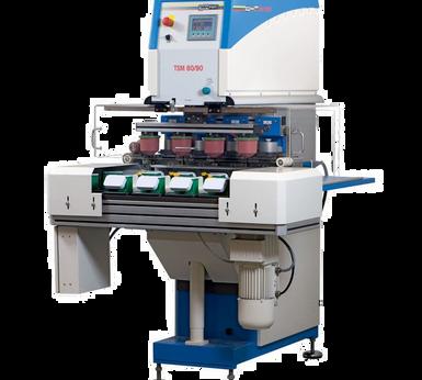 Machine de tampographie multi-couleurs Tampoprint TSM