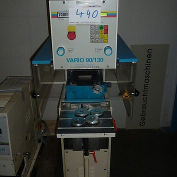 Machine de tampographie occasion Tampoprint