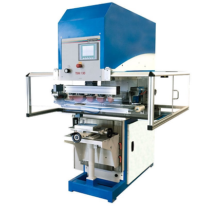 Machine de tampographie multi-couleurs Tampoprint TSM130