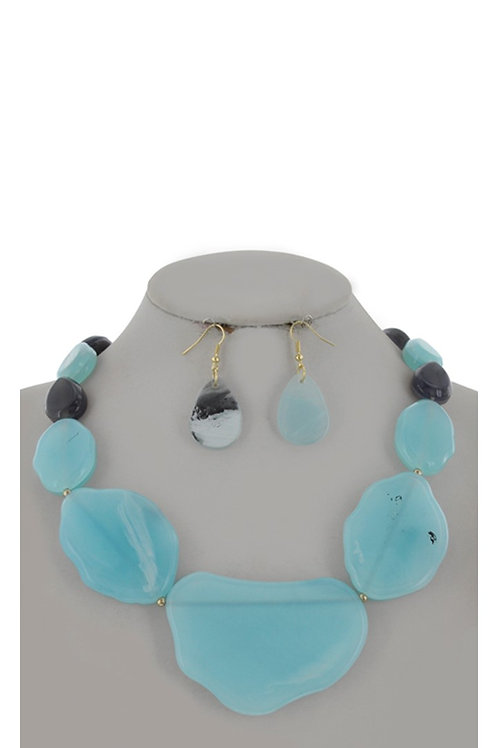 Light Blue Stones 138
