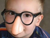 A Nose that's too Big