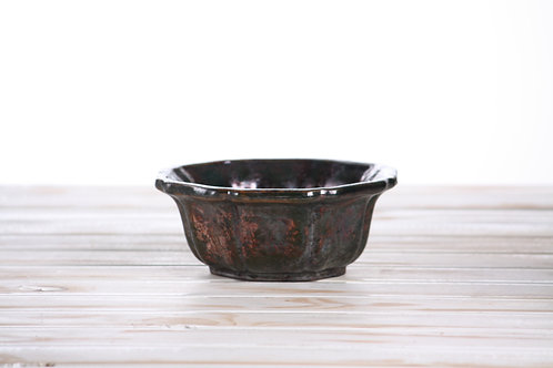 Copper Reduction Special Edition Flower pot No.2 17 x 6.5cm