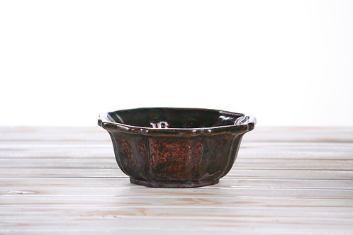 Copper Reduction Special Edition Flower pot No.3 17 x 6.5cm