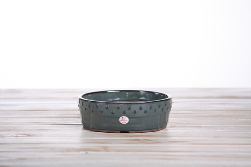Drum pot small - A 14.5 x 4.5cm Starry Night