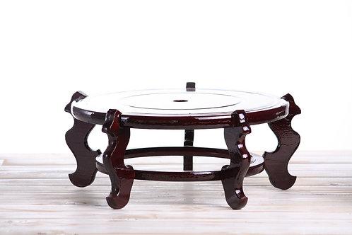 Round Bonsai stand 30 x 14cm