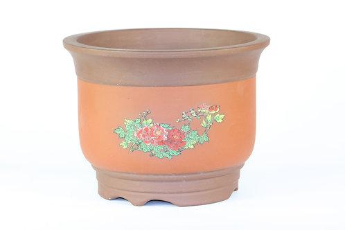 Round Flower Cascade 30 x 21cm