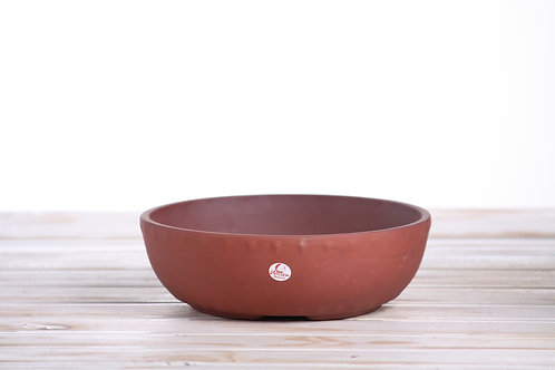 Dot pot Unglazed 21.5x6cm