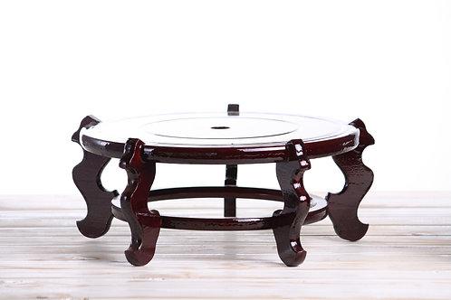 Round Bonsai stand 34 x 15cm