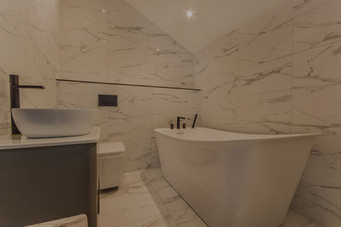 Luxury Bathroom Cheshire Manchester