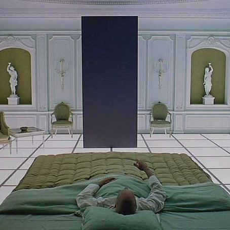Neoclassical Interiors On Film