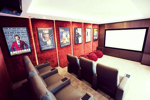 Home Cinema Cheshire