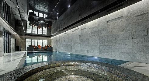 Luxury swimming pools cheshire