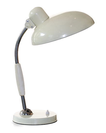 Christian Dell table lamp