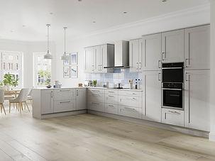 Stone Street Developments Ltd Kinder Kitchen Range Designed In Garstang