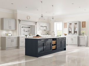 Stone Street Developments Kitchen Design Pendle Range Lancaster
