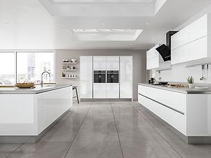 Stone Street Developments Kitchen Design Moderna Range