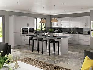 Kitchen Design In Lancaster By Stone Street Developments Ltd Solent Range