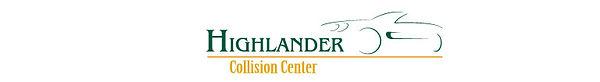 Highlander Collision Center Home Page