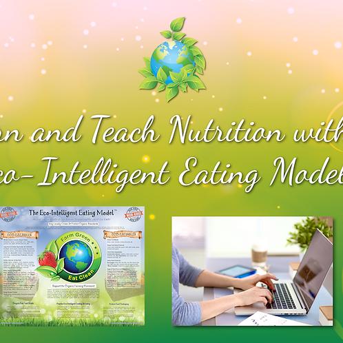 LEARN & TEACH ECO-INTELLIGENT NUTRITION