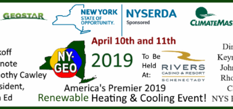 Top 5 Reasons to Attend NY-GEO 2019
