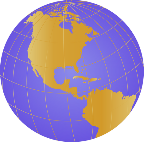 Global globe