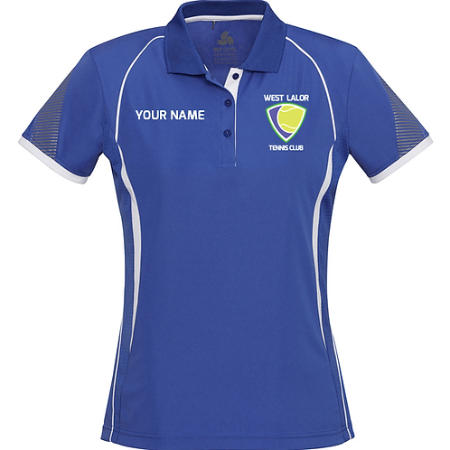 Ladies WLTC On Court Polo Shirt