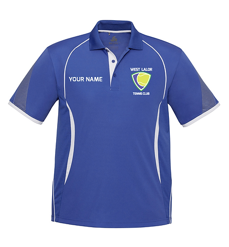 Kids WLTC On Court Polo Shirt