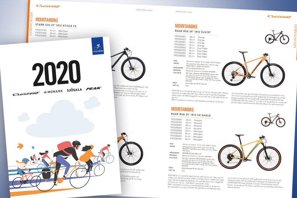 Cycleurope Katalog