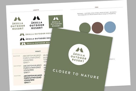 Åkulla Outdoor Resort - Logotyp