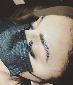 Brow Lamination by Mikayla