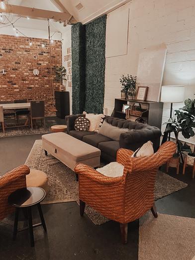 Solei SoHo Cozy Corner