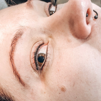 Top and Bottom Permanent Eyeliner