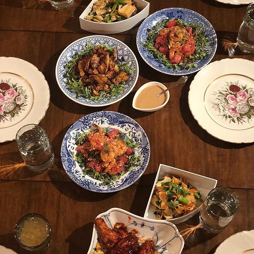 Oct 18th Sichuan Dinner