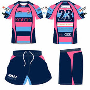 Sublimated Rugby Team Kit