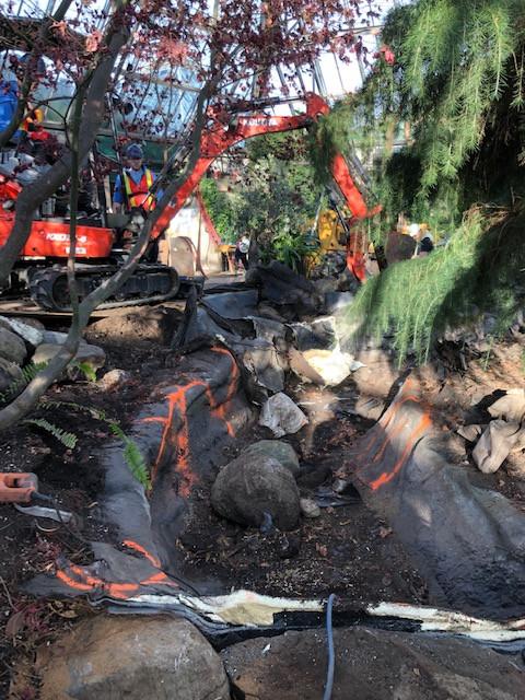 Boulder removal