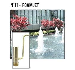 founatin nozzle