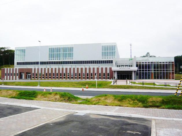 中標津町体育館