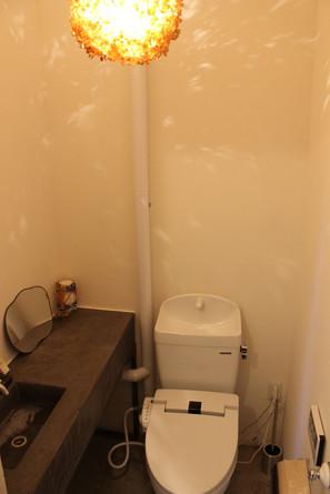 リノベーション〈トイレ〉