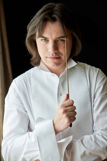 Dawid Runtz, conductor | Photo by M. Zagórny, No. 1