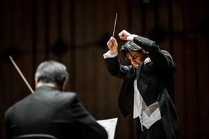 Dawid Runtz, conductor   photo by D. Kulesza, No. 1