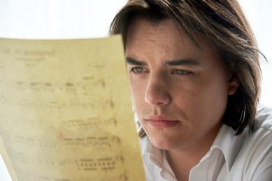Dawid Runtz, conductor | Photo by M. Zagórny, No. 2